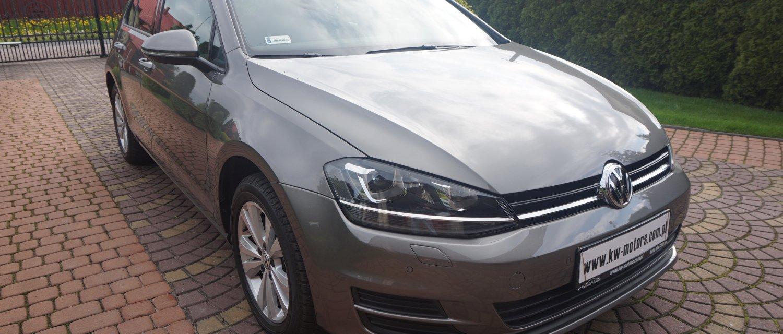 VW Golf VII 1.4TSI 125KM 2017r 29900km