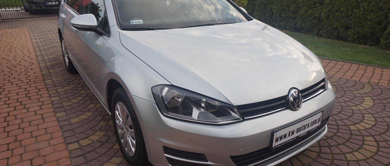 VW Golf VII 1.6 TDI 2016r 84000km