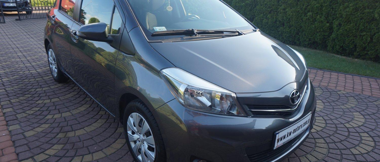 Toyota Yaris 1.33 2012r 42300km