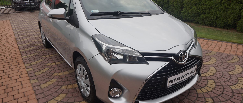 Toyota Yaris 1.33 2017r 22600km