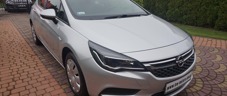 Opel Astra V 1.6 CDTI 2018r 5400km