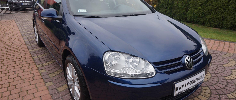 VW Golf V 1.9 TDI 90KM 2008r 217000km